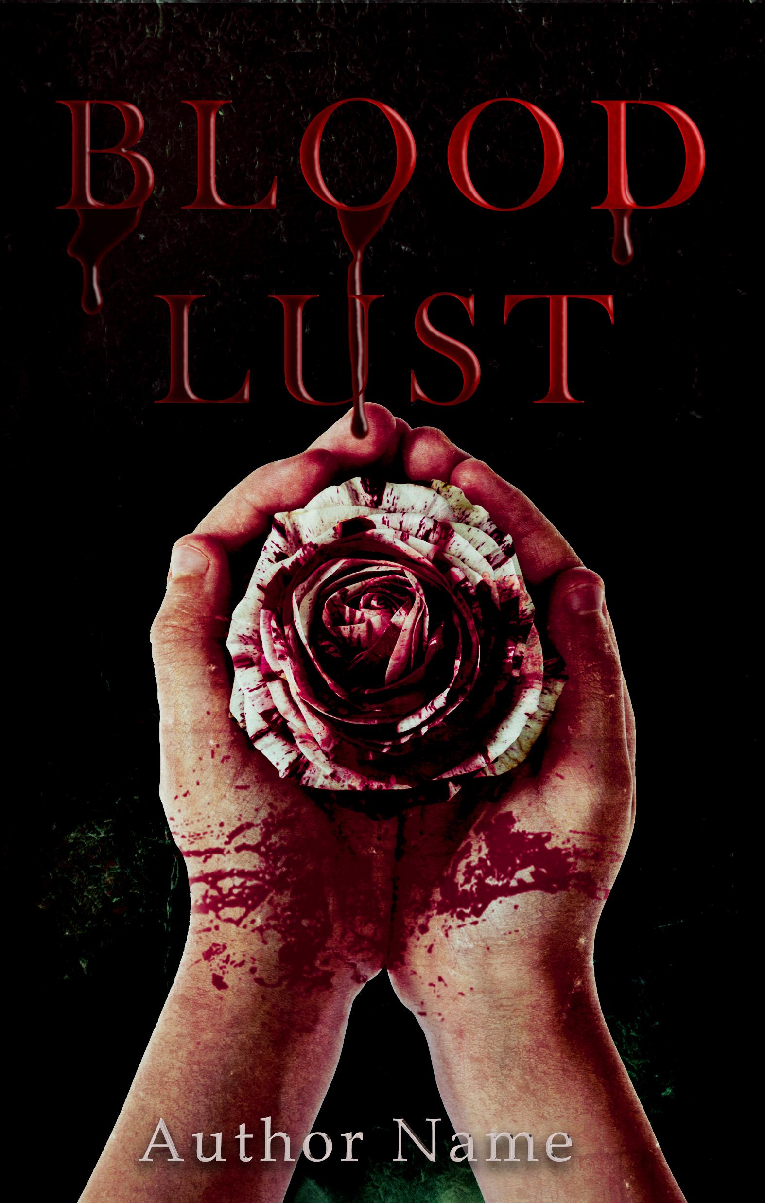 Blood Lust Pre-Designed Cover