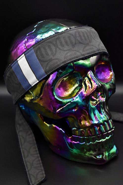 3 Stripe Academy - Blue - Headband