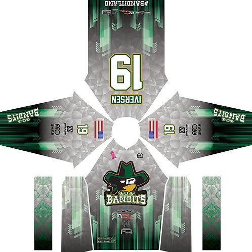 404 Bandits - Ignite Green 2