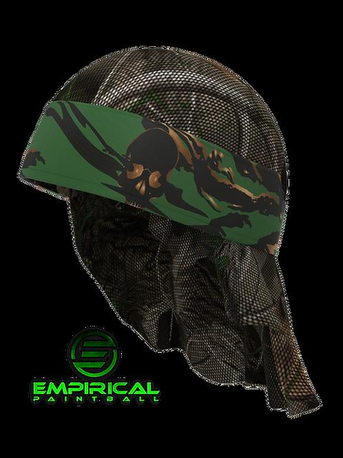 Paintball Headwrap - Vivid Forest Forsaken Dark - Empirical Paintball
