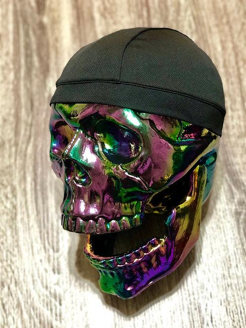 💀 Skull Cap - Black