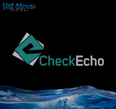 LAD Logo Design - CheckEcho