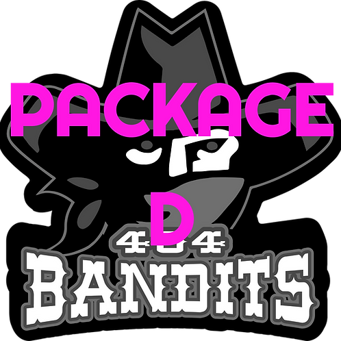 404 Bandits - Package D