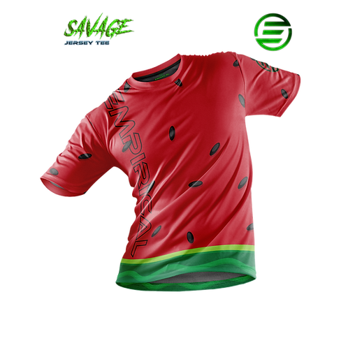 Watermelon Drops - Savage Jersey Tee