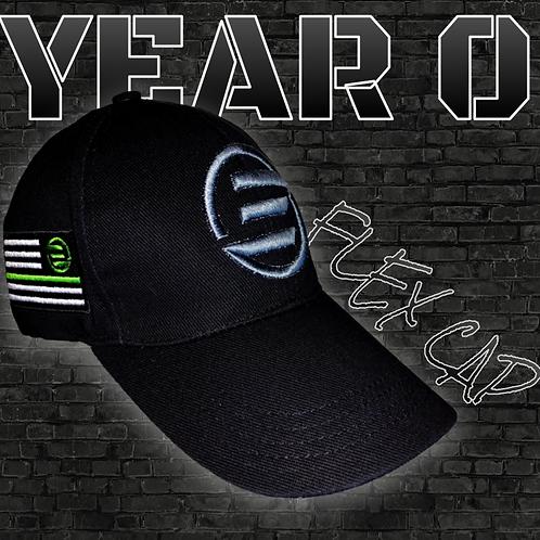 Empirical Paintball - YEAR 0 - GRAY FLEX CAP