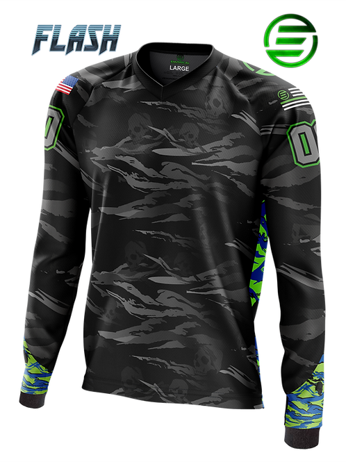Forsaken First Responder - Flash Jersey