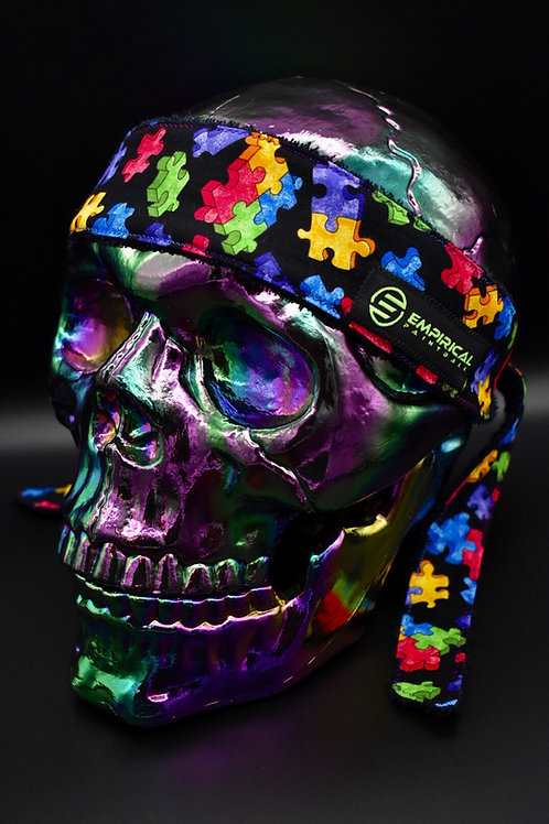 Midnight Puzzle - Headband