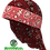Thumbnail: Red Bandanna  - Headwrap