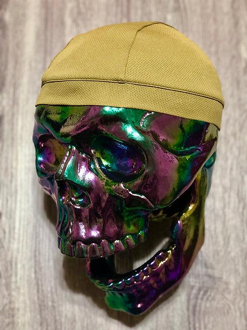 💀 Skull Cap - Sand