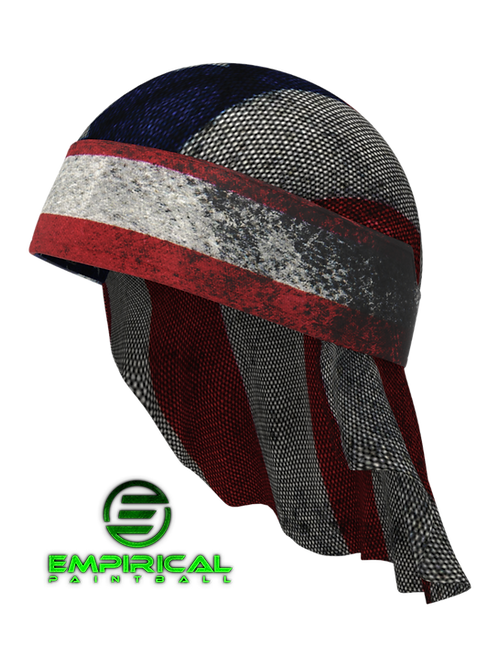 Paintball Headwrap - We The People - Empirical Paintball