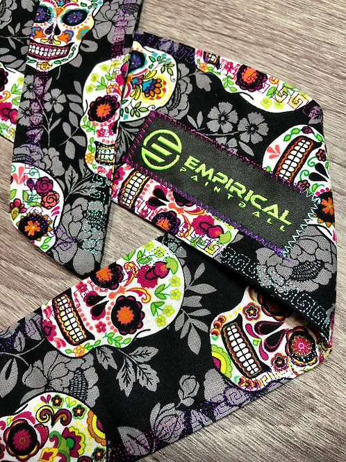 Empirical Paintball - Sugar Skull Lightweight Headband - Cold Stitching Main