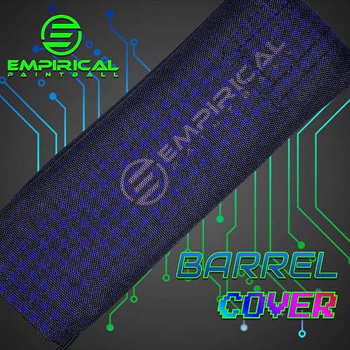 Empirical Paintball - Barrel Cover - Purple Houndstooth