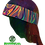 Paintball Headwrap - Aurora Oil - Empirical Paintball