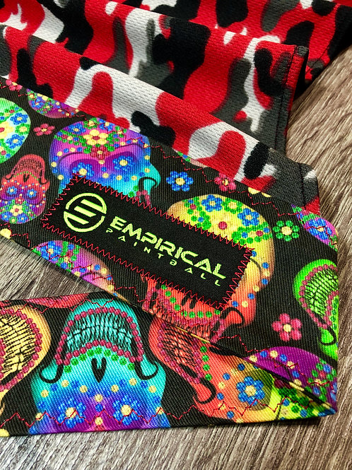Empirical Paintball - Psycho Sugar Skulls - Headwrap
