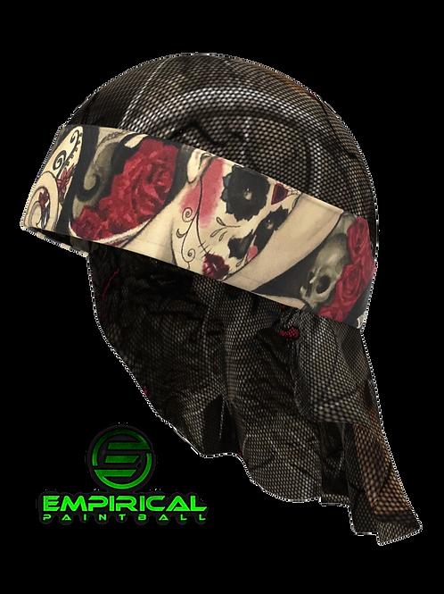 Paintball Headwrap - Dia De Los Muertos - Empirical Paintball