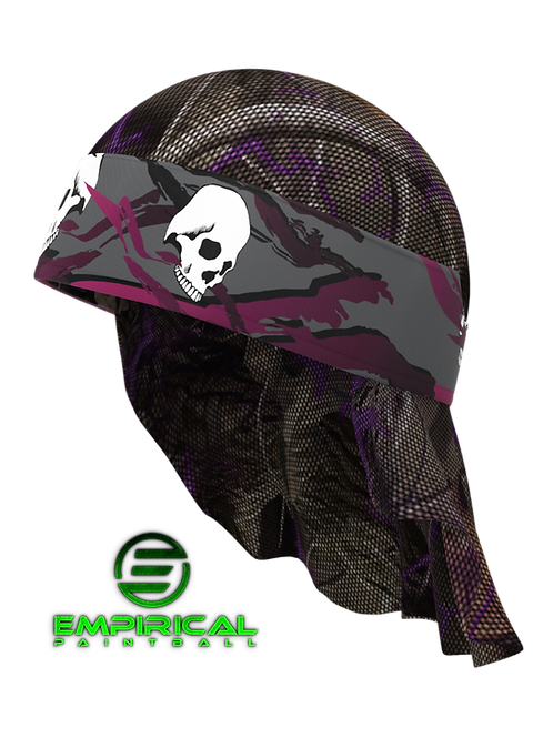Paintball Headwrap - Mulberry Forsaken - Empirical Paintball