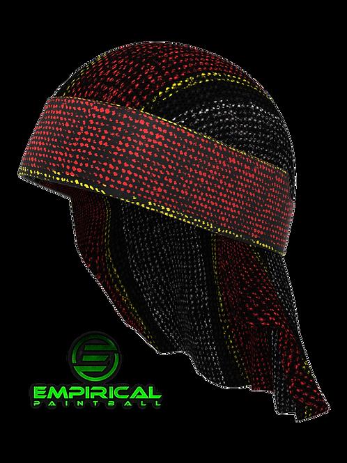 Paintball Headwrap - Pancho Via Firefighter - Empirical Paintball