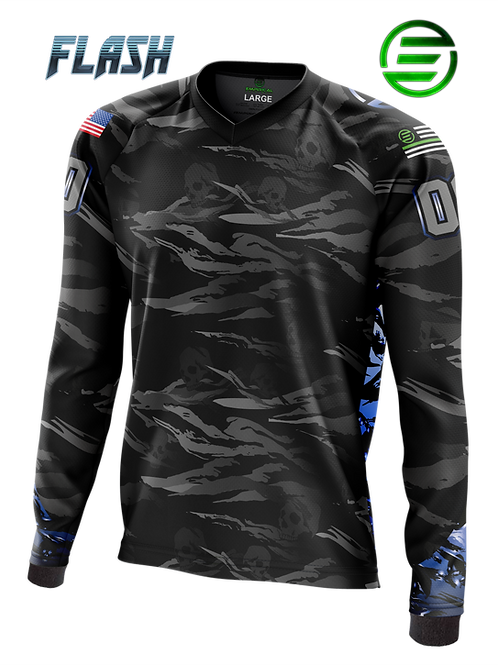 Forsaken Police - Flash Jersey