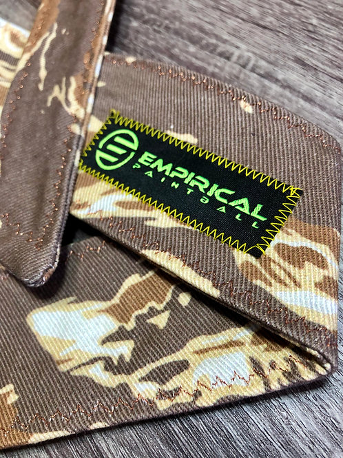 Empirical Paintball - Brown & White Tiger Stripe - Headband
