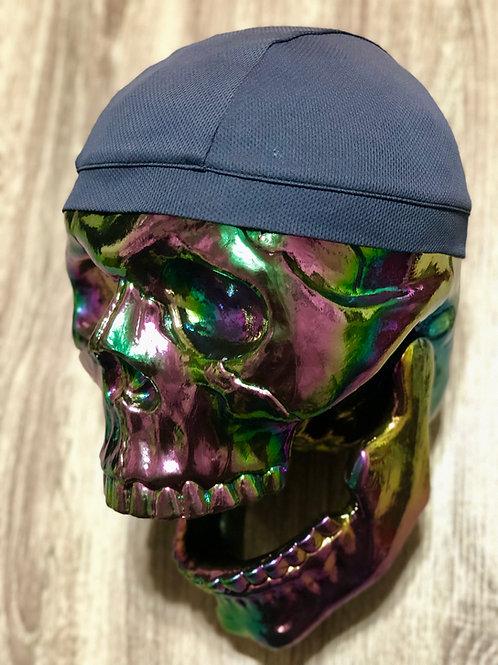 💀 Skull Cap - Navy Blue