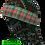 Thumbnail: Xmas Plaid - Headwrap