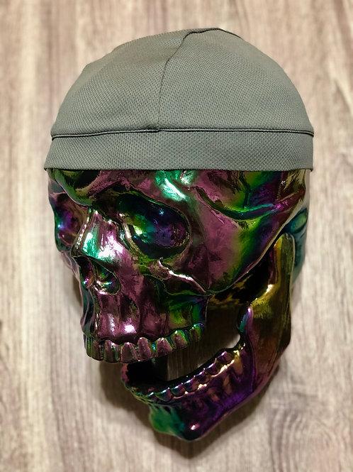 💀 Skull Cap - Gray