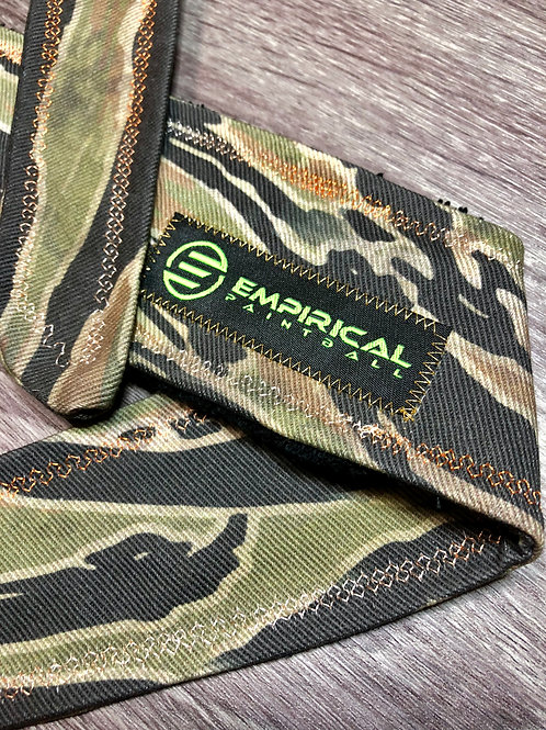 Empirical Paintball - Vietnamese Tiger Stripe Headband - Gold Stitching - Main