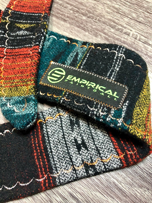 Empirical Paintball - Aztec Orange Sweater Headband - Creamsicle Stitching - Main