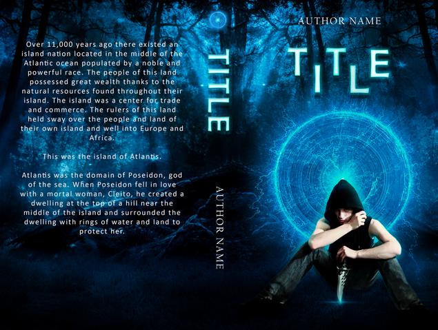 Pre-Designed Cover #11