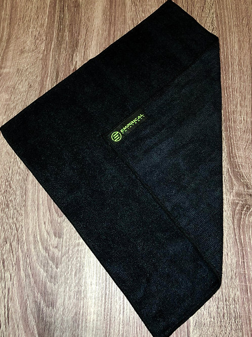 Empirical Paintball - Black Microfiber Cloth