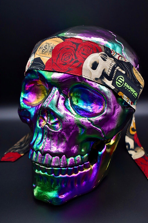 Dia De Los Muertos v.2 - Headband