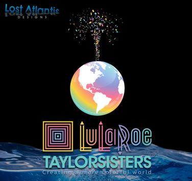 LAD Custom Logo - LuLaRoe TaylorSisters