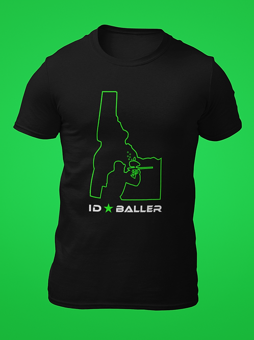 Empirical Paintball - ID*BALLER T-Shirt