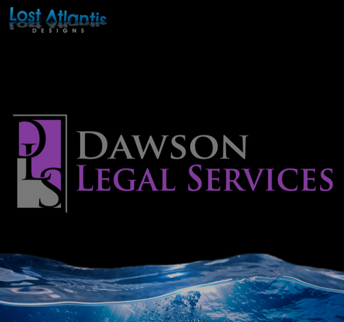 LAD Custom Logo - Dawson Legal Services v.B