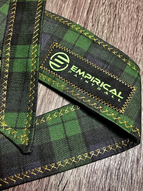 Empirical Paintball - Black Watch Plaid - Headband