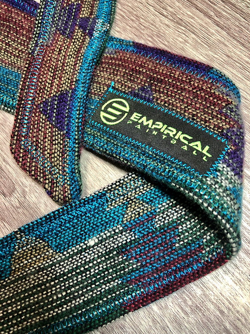 Empirical Paintball - Aztec Blue Sweater Headband - Electric Blue Stitching Main