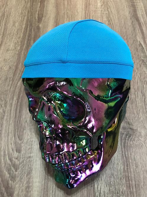 💀 Skull Cap - Light Blue