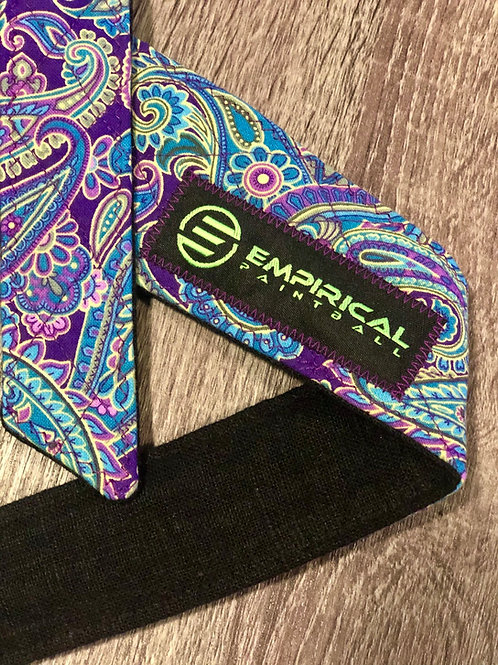 Quilted Paisley - Headband