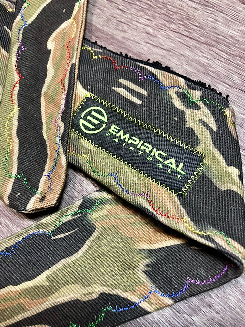 Empirical Paintball - Vietnamese Tiger Stripe Headband - 🌈 Rainbow Stitching - Main