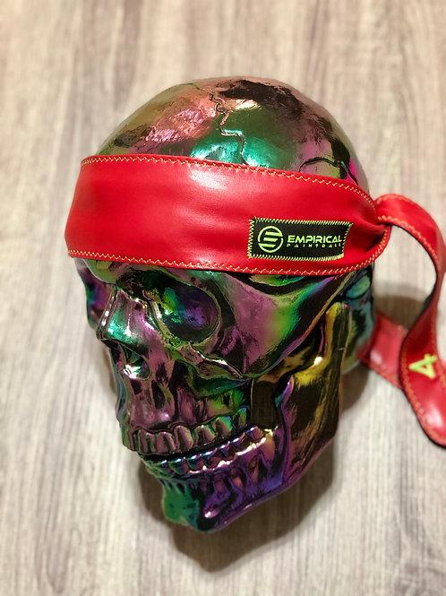 LE - TMNT Raphael Headband Skull Left