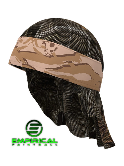 Paintball Headwrap - Desert Sanded - Empirical Paintball