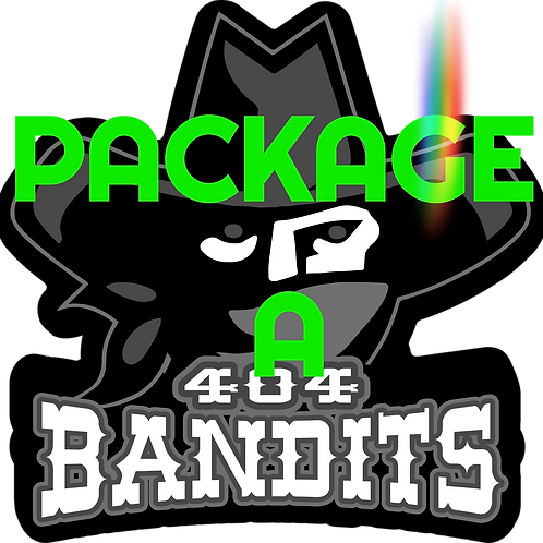 404 Bandits - Package A