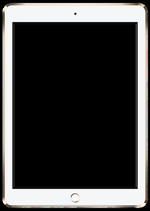 Ipad ebook Display