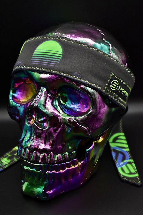 Neon Astroset Lime - Headband