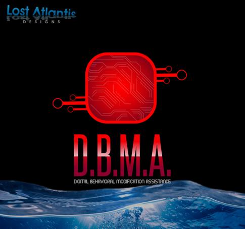 LAD Logo Design - DBMA