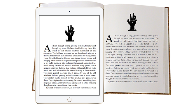 Kindle and Paperback Design