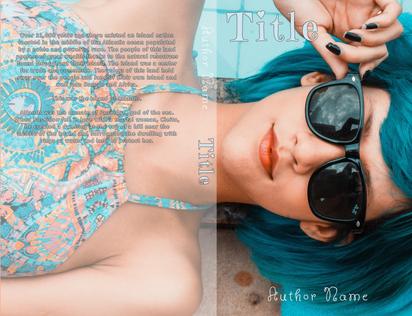 Lost Atlantis Designs - Pre-Made Cover #1