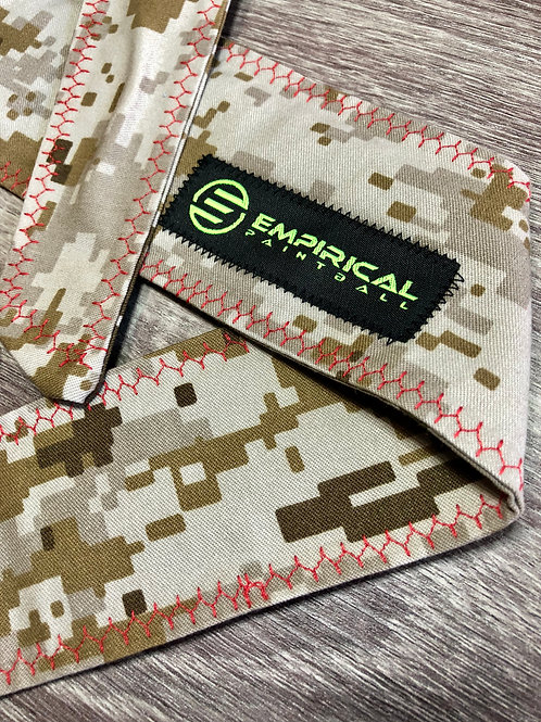 Empirical Paintball - Digi Camo Headband - Black Stitching