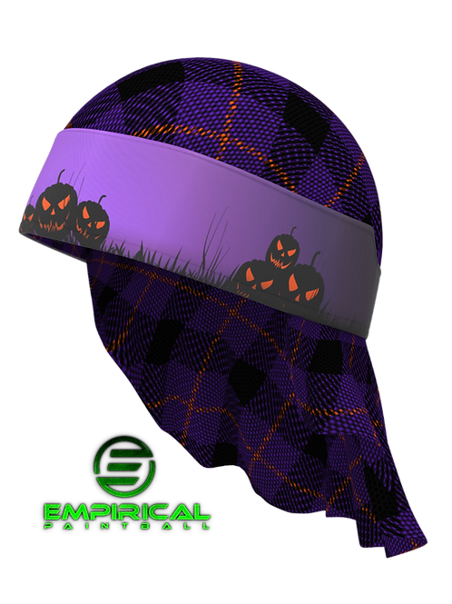 🎃 All Hollows' Eve - Headwrap