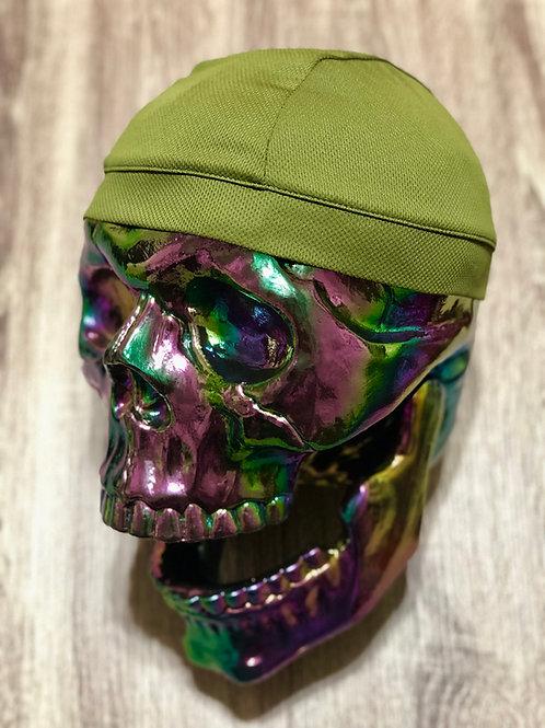 💀 Skull Cap - Army Green